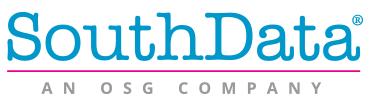 SouthData, Inc. Logo, Innovative Billing & Solutions